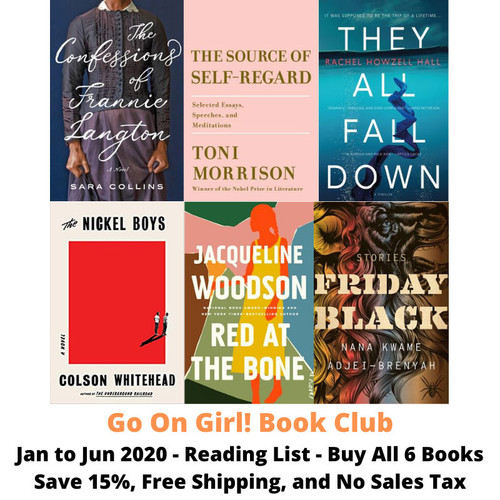 Go On Girl! Book Club Jan-Jun Reading List