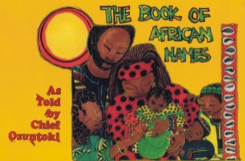 Book of African Names