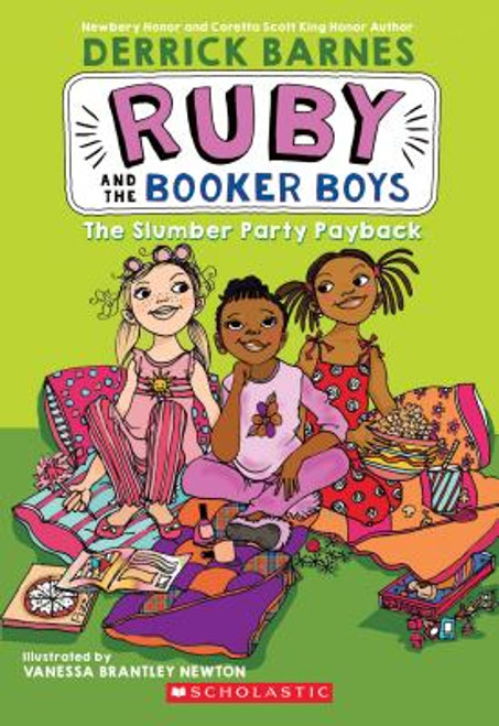 The Slumber Party Payback (Ruby and the Booker Boys #3)
