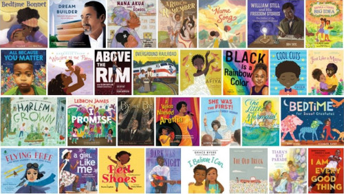 Top Black Picture Books 2020
