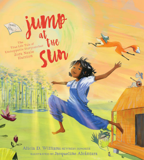 Jump at the Sun (Picture Book)