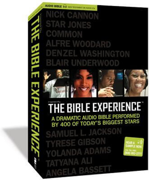 Inspired By… The Bible Experience: New Testament