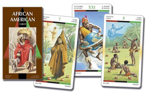 African American Tarot (English and Spanish Edition)