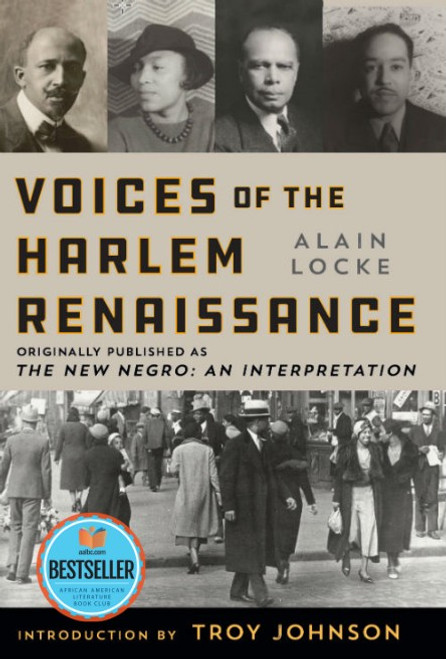 Voices of the Harlem Renaissance: Originally Published as The New Negro an Interpretation Readers, earn $7 on every sale of this book you refer!