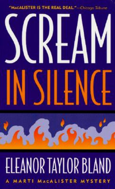 Scream in Silence (Marti MacAlister Mysteries)
