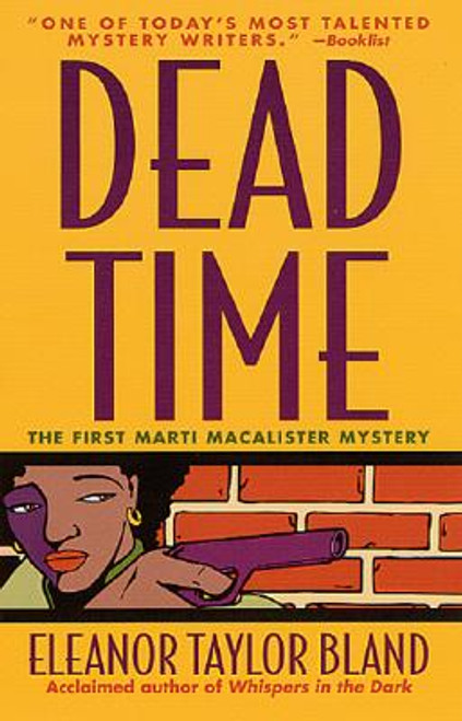 Dead Time (Marti MacAlister Mysteries)
