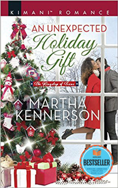 An Unexpected Holiday Gift (The Kingsleys of Texas)