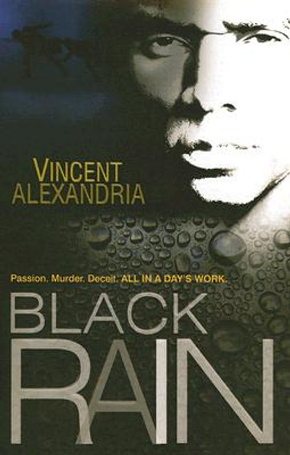 Black Rain (Sepia)