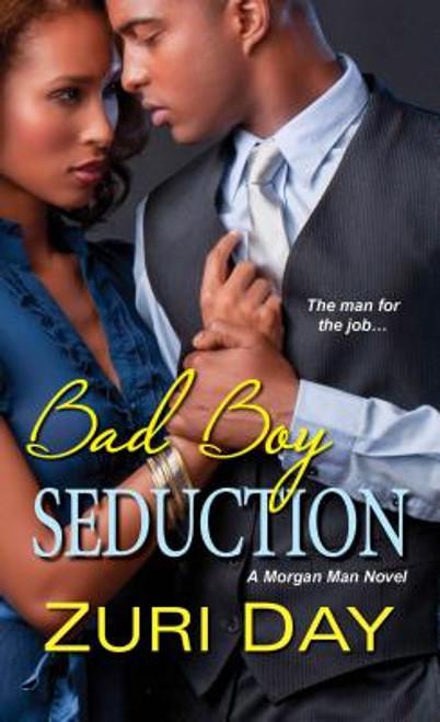 Bad Boy Seduction (The Morgan Men)