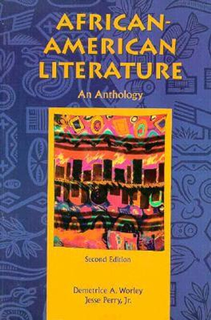 African-American Literature: An Anthology