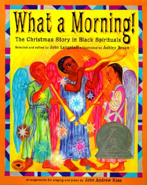 What a Morning!: The Christmas Story in Black Spirituals (Aladdin Picture Books)