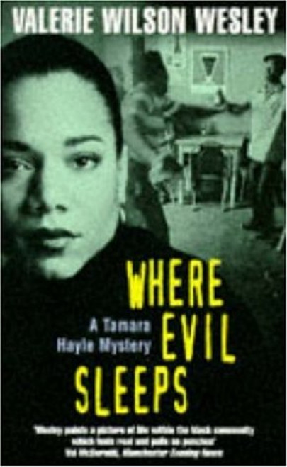 Where Evil Sleeps (A Tamara Hayle Mystery)