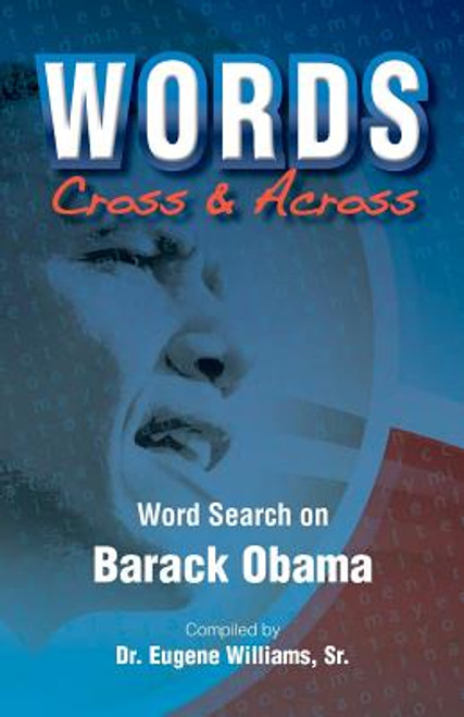 Words Cross & Across: Word Search On Barack Obama