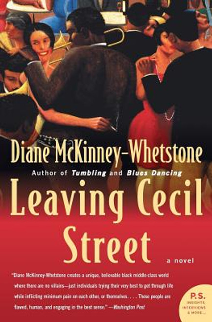 Leaving Cecil Street: A Novel