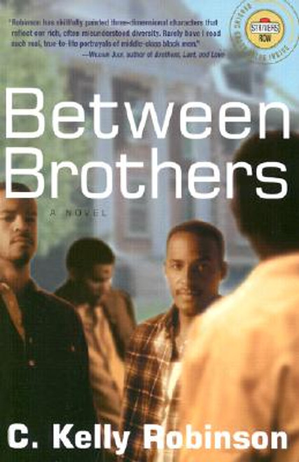 Between Brothers: A Novel (Strivers Row)