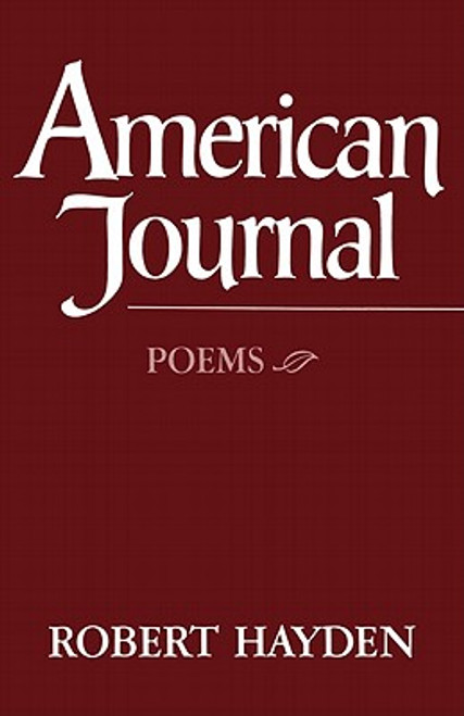 American Journal: Poems