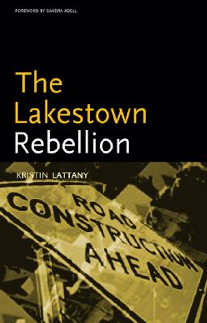 The Lakestown Rebellion (Black Arts Movement Series)