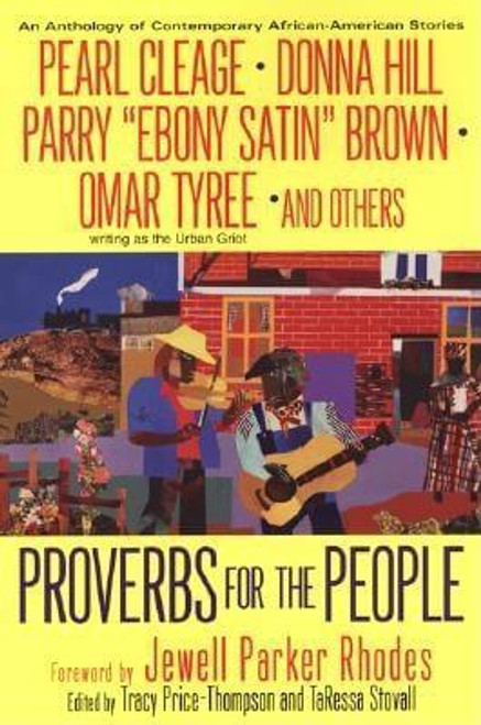 Proverbs For The People: Contemporary African-American Stories