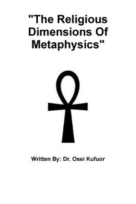 """The Religious Dimensions of Metaphysics"""