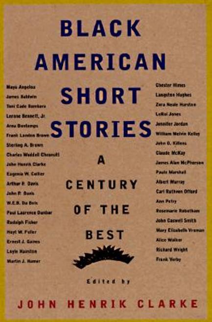 Black American Short Stories (American Century Series)