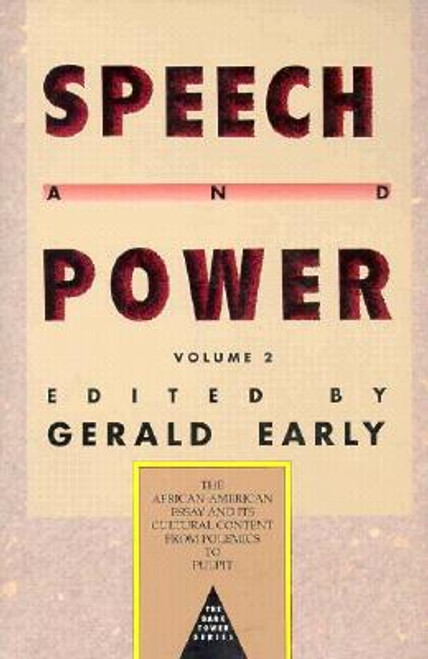 Speech And Power Volume 2