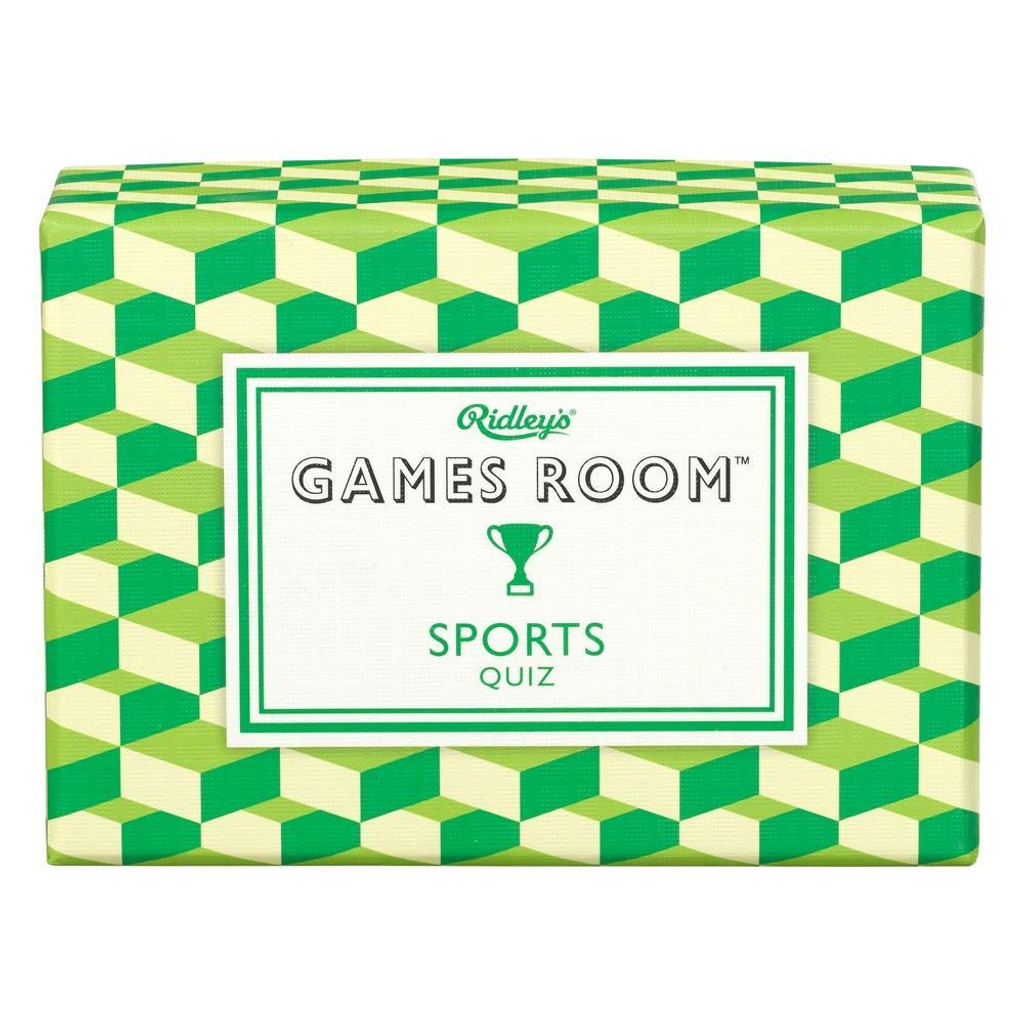 Ridley's Sports Trivia Quiz Game