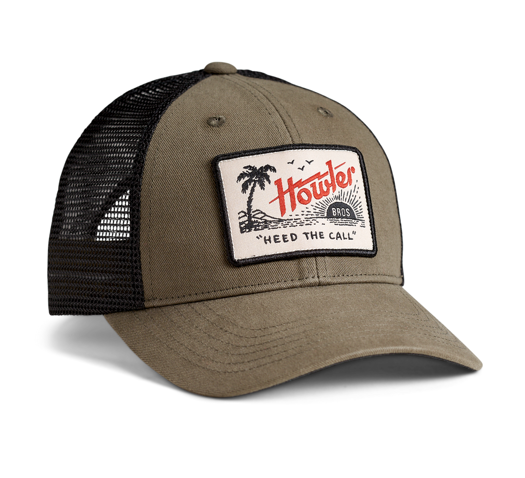 Paradise Hat - Rifle/Black