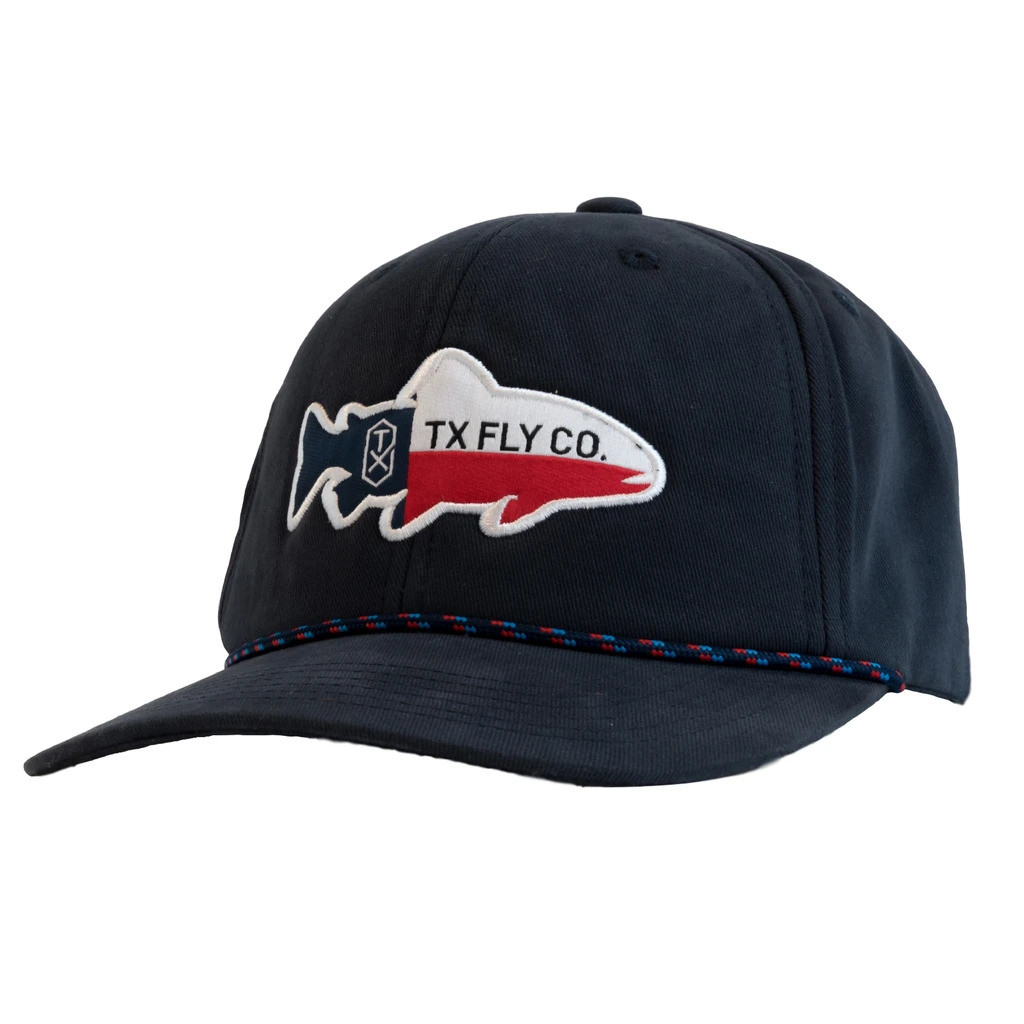 TX Trout Patch Cap