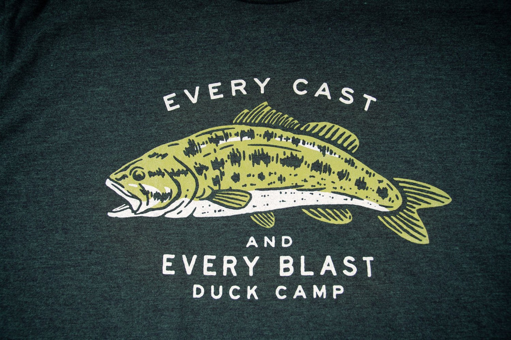 Cast and Bass Tee