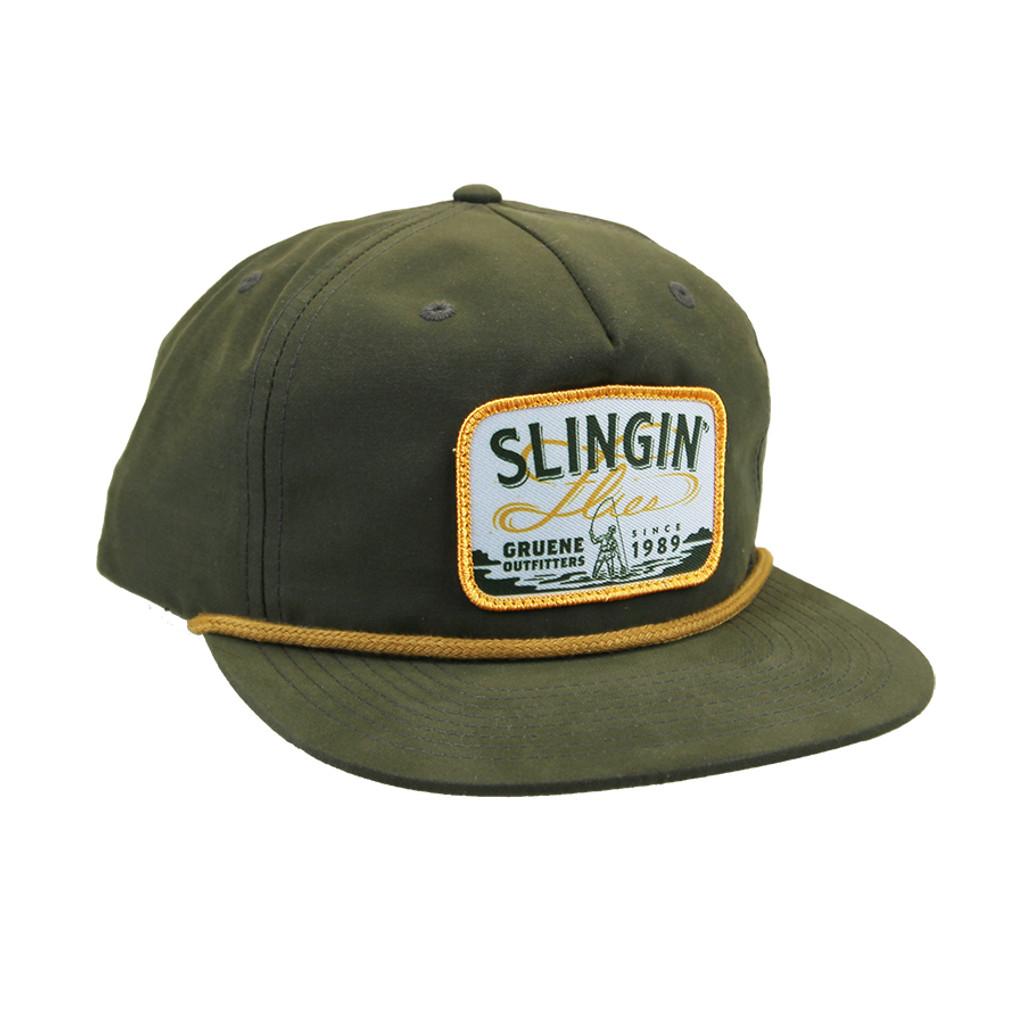 G.O. Slingin Flies Hat