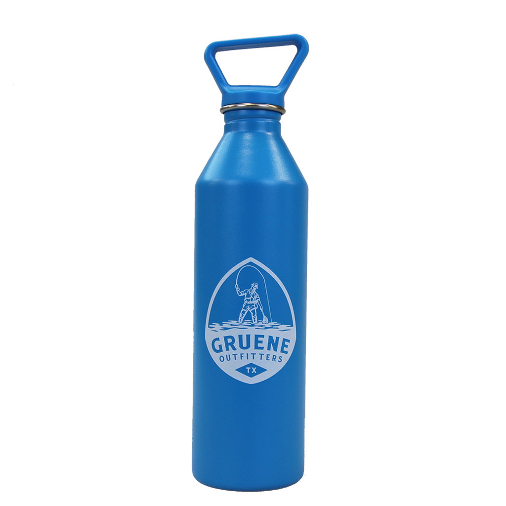 G.O. MiiR 27oz Water Bottle - Blue