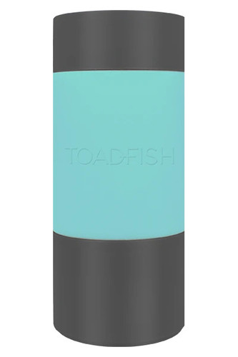 Non-Tipping Slim Can Cooler - Teal