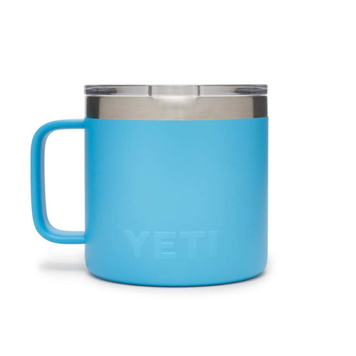 Rambler 14 oz Mug - Reef Blue (Limited Edition)