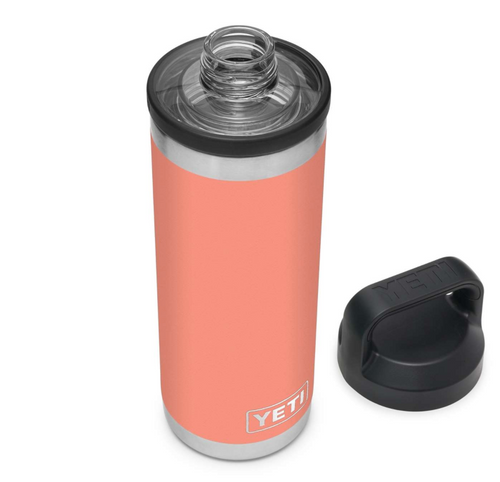 Rambler 18oz Bottle with Chug Cap - Coral