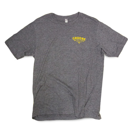 G.O. Offshore Marker Logo Tee - Charcoal