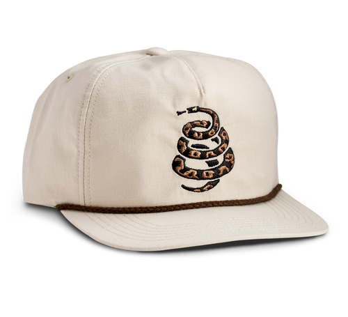 Cottonmouth Snapback - Offwhite