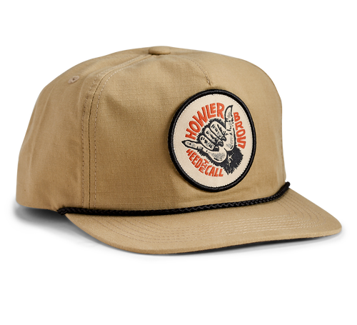 Shaka The Monkey Snapback - Khaki
