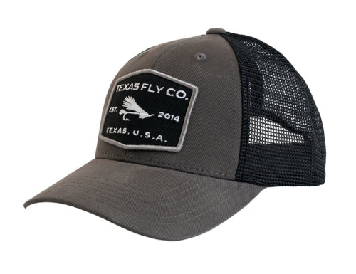 Black Fly Patch Cap