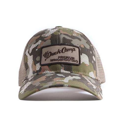 Early Season Wetland Camo Cap