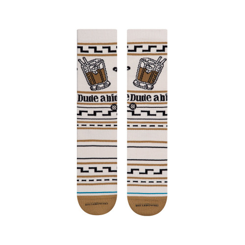The Big Lebowski The Dude Socks- Large