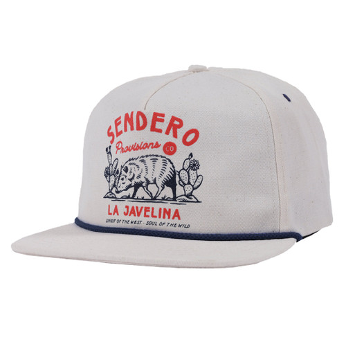 La Javelina Hat- Cream