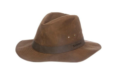 Simms Guide Classic Hat- Dark Bronze