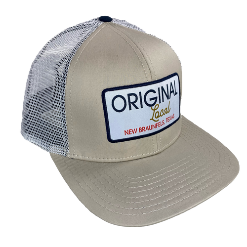 Staunch New Braunfels Roots Hat - Tan