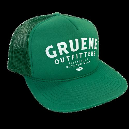 G.O. Foam Trucker Hat - Green