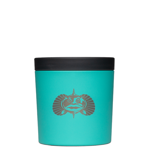 Toadfish The Anchor Non-Tipping Cup Holder - Teal
