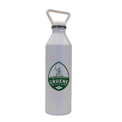 G.O. MiiR 27oz Water Bottle - White