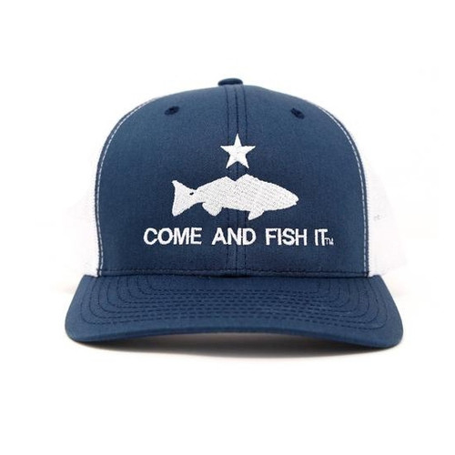 Come and Fish It Hat