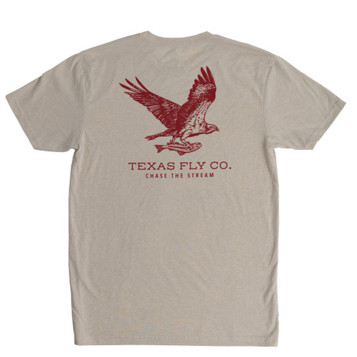 TX River Hawk Tee
