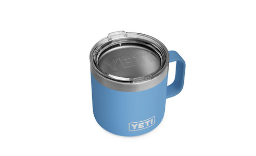 Rambler 14 OZ Mug - Pacific Blue