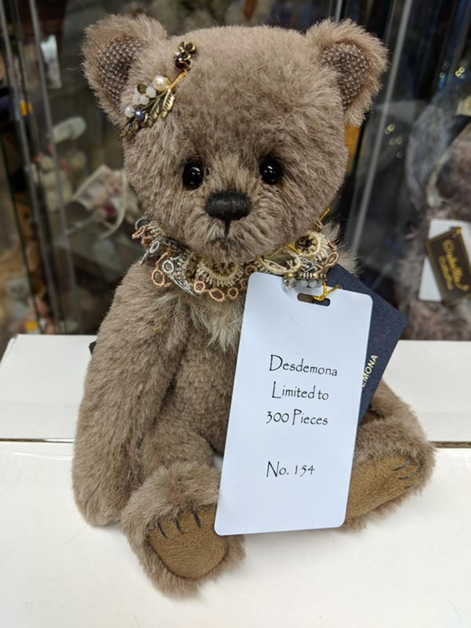 Desdemona By Charlie Bears SJ5933A